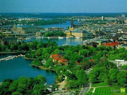 Швеция глазами россиянина (20 фото)