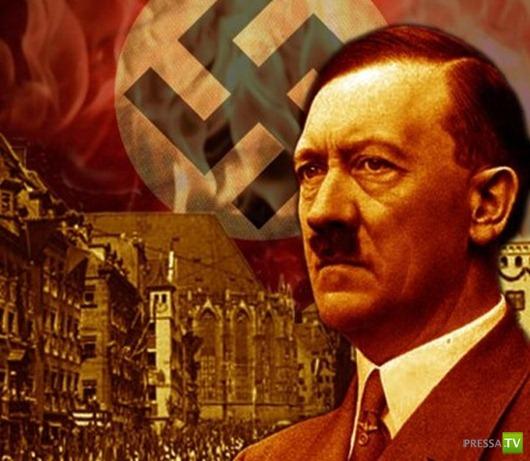 Последнее интервью Гитлера (4 фото)