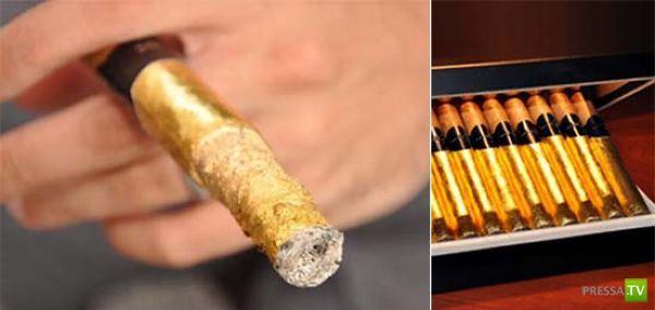 Сигареты по 500 баксов за штуку (7 фото)