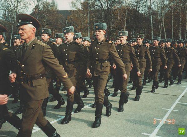 Группа Советских войск в Германии - День открытых дверей (6 фото)