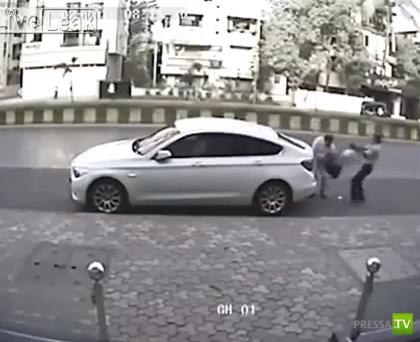 Заказное убийство в Мумбаи - 52-летний мужчина застрелен на глазах всего офиса