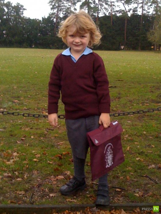 9-летний Генри Паттерсон - самый юный бизнесмен Великобритании (5 фото)