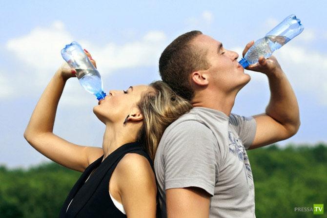 Больше пейте чистой воды... (6 фото)