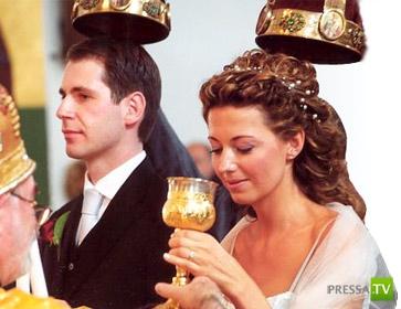 Таинственный обряд - православное венчание (4 фото)