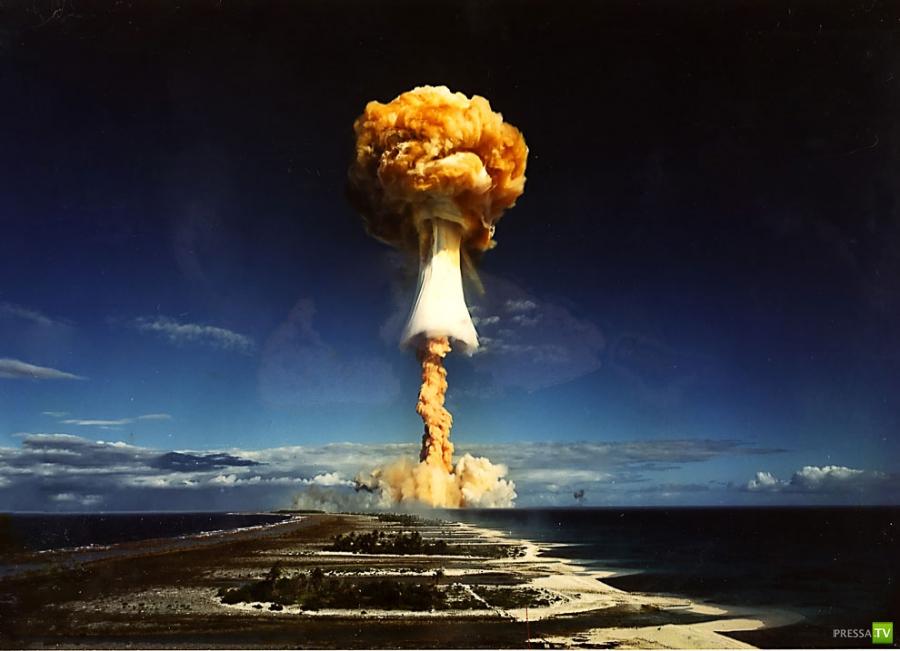 Происходили ли ядерные взрывы в древности ... (2 фото)