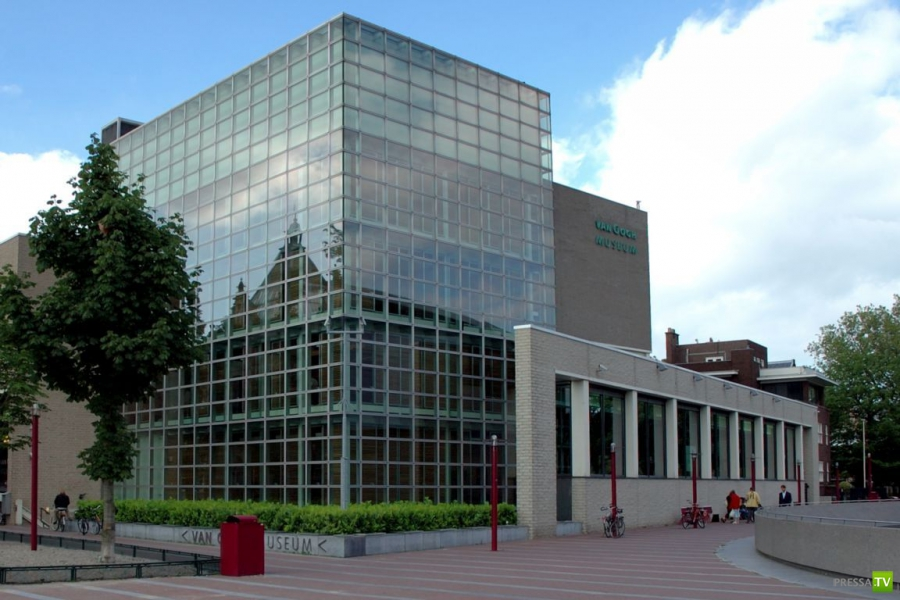 Самые популярные музеи Амстердама (15 фото)