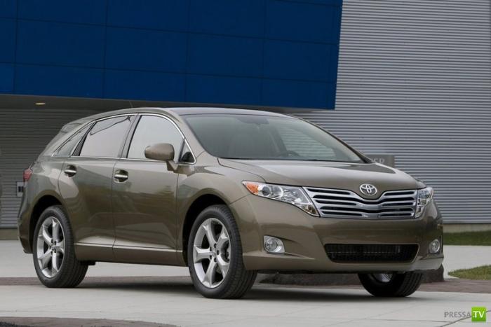 Новинка от компании Toyota - Venza (8 фото)