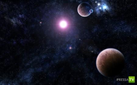 Странное и загадочное во Вселенной (11 фото)