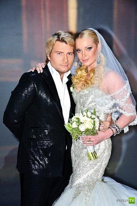 Анастасия Волочкова тайно вышла замуж?!? (7 фото)