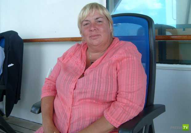 127-ми килограммовая  Джули Данбар после операции превратилась в дистрофика (6 фото)