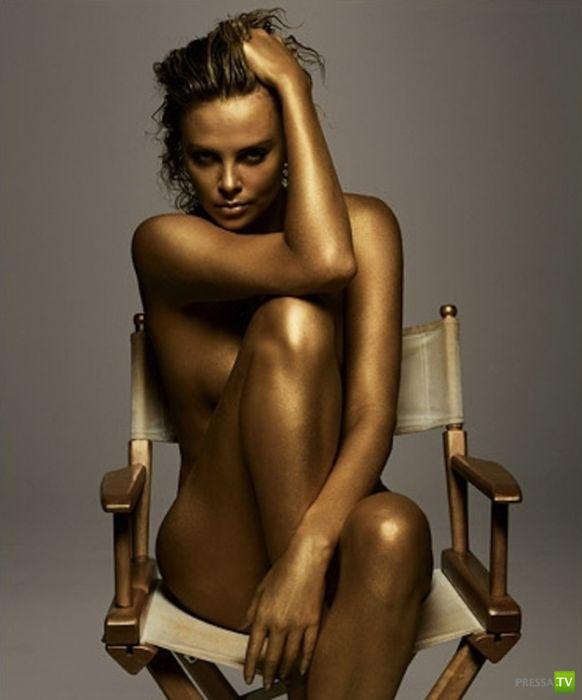 Шарлиз Терон - немеркнущая красота (31 фото)