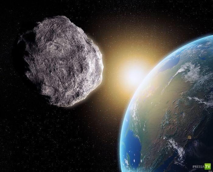 9 марта близко от Земли пролетел крупный астероид...