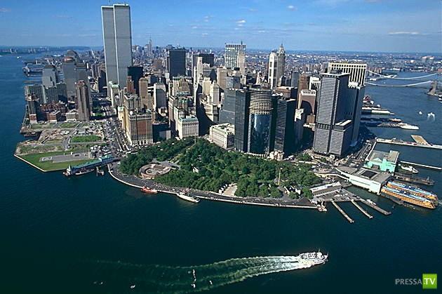 Самые экологически чистые города мира (10 фото)