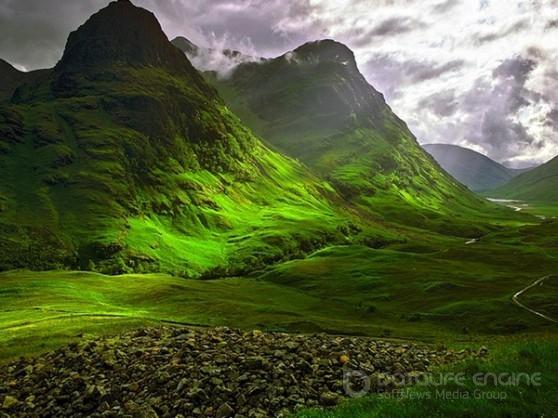 Малоизвестные чудеса света (13 фото)