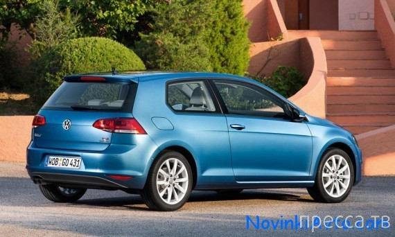 Volkswagen Golf 2013 (7 фото)