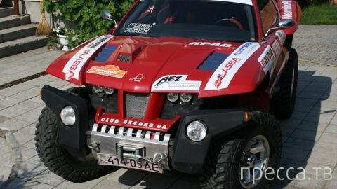 УАЗ Краб из Днепропетровска (18 фото)