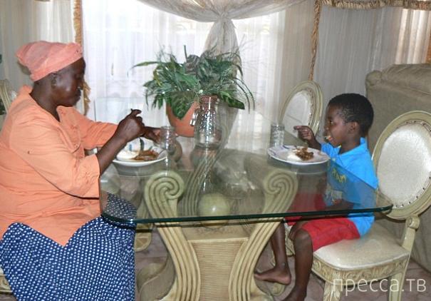 8-летний муж из ЮАР рассказывает о семейной жизни... (5 фото)