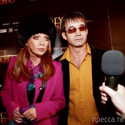 Дмитрий Певцов и Ольга Дроздова улетают в США на гастроли (3 фото)