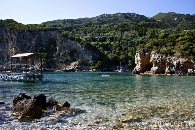 Пляжи с необыкновенно чистой водой... (33 фото)