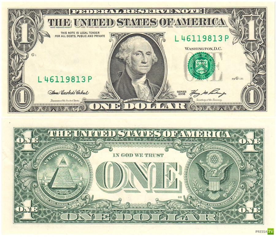Что можно купить за 1 доллар США в разных странах...