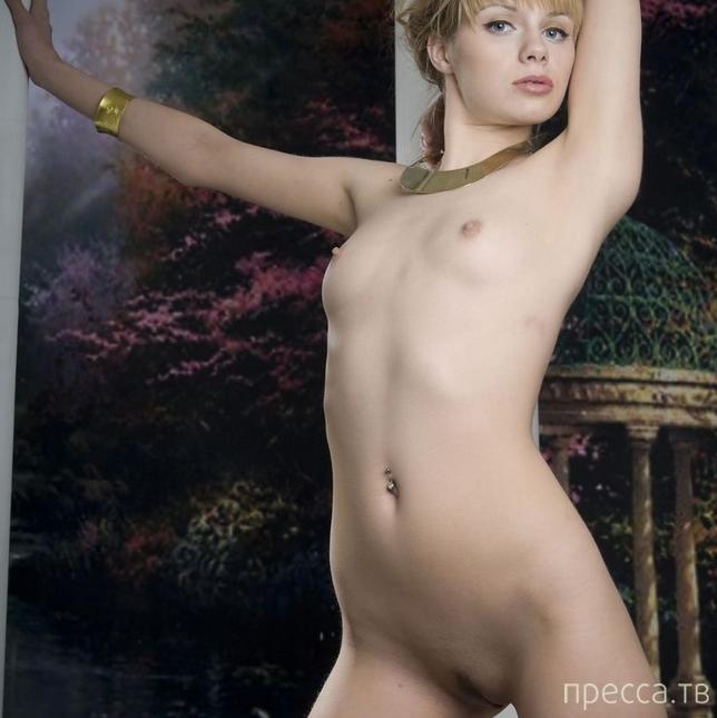 Юная красавица-богиня (19 фото)
