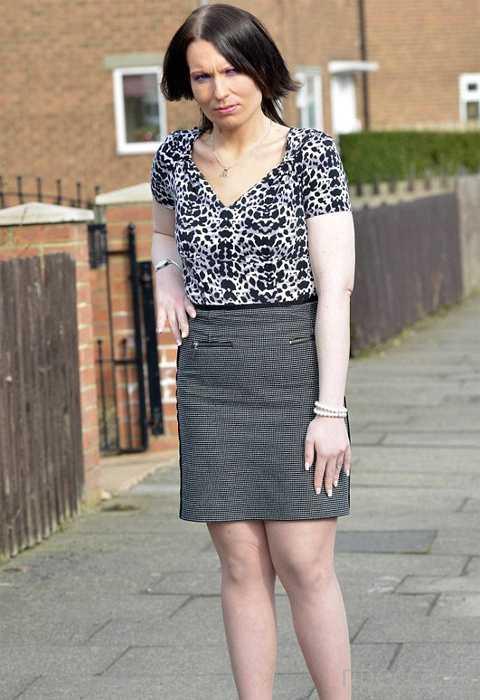 Программист Кейт Тонкин решил стать девушкой (3 фото)