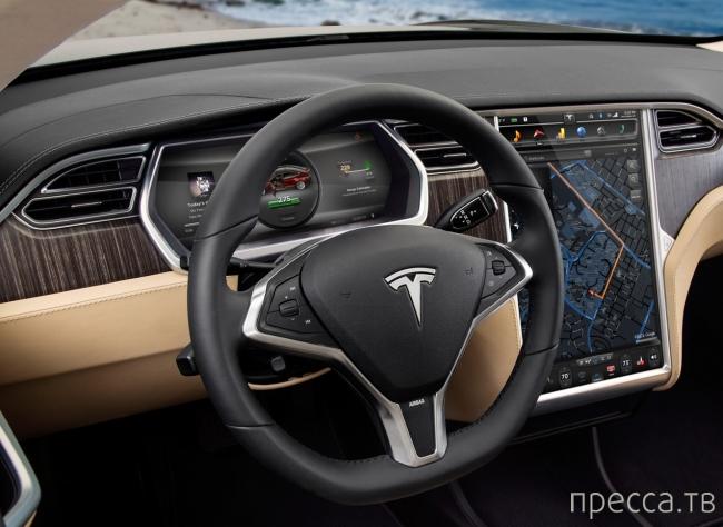 Неожиданный успех Tesla Model S (10 фото)
