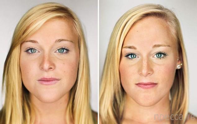 Насколько похожи близнецы (7 фото)