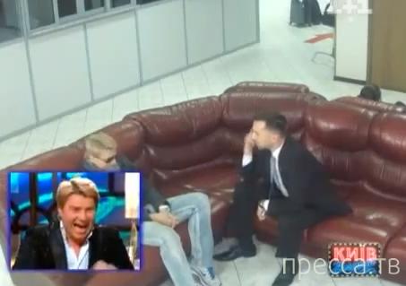 Как Николая Баскова разыграли в Киеве (2012 г)... Прикольный баянчик!