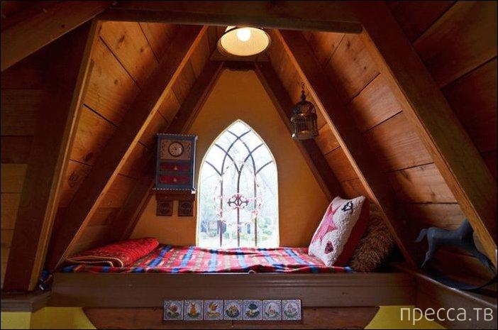 Необычный дом для внуков в Далласе (13 фото)