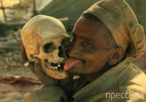Жестокие и ужасные ритуалы на нашей планете...