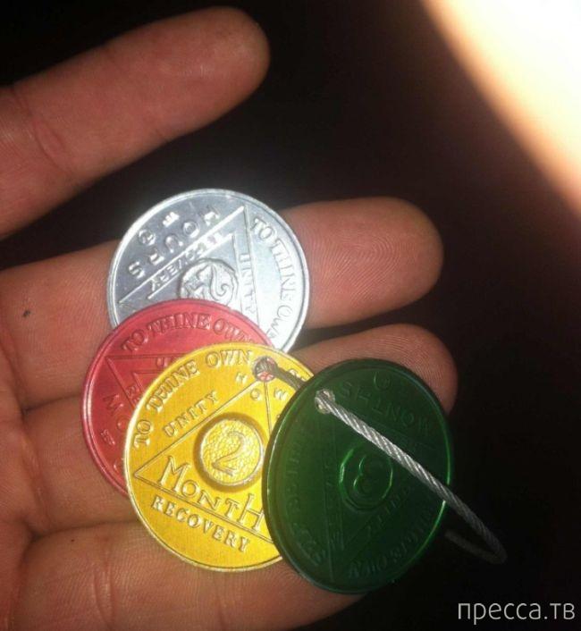 Угадайте, что это за медали? (фото)