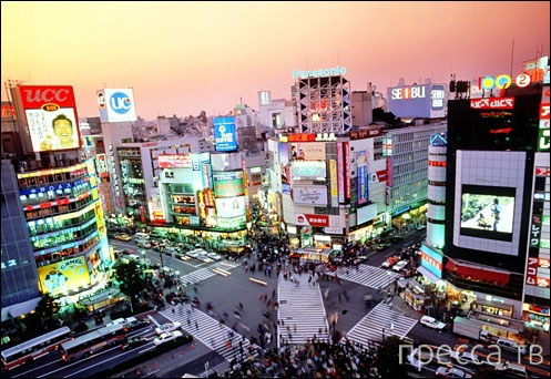 Чего не надо делать в Токио...