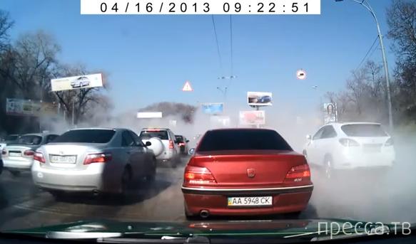 Потоп в Киеве...
