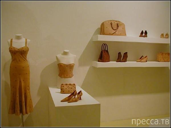 Самое модное - одежда по мотивам человеческой плоти (6 фото)