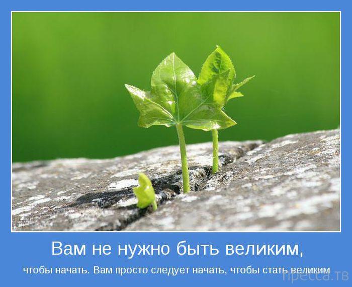 Позитивные мотиваторы, часть 24 (40 фото)