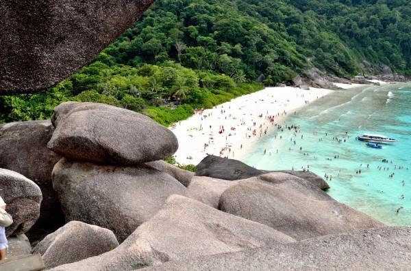 Тайланд. Симиланские острова - первозданная природа (14 фото)