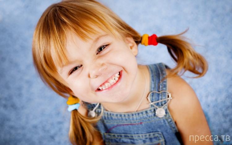 Интересные и познавательные факты о детях (10 фото)