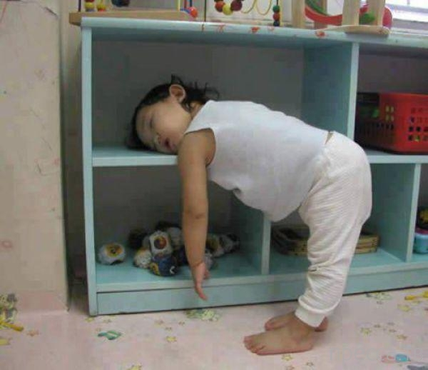 Забавные детские фотографии (25 фото)