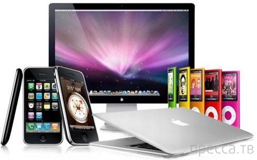 Падение Apple (4 фото)