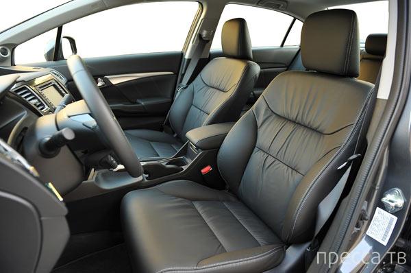 2013 Honda Civic (18 фото)