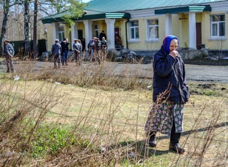 Трагедия в Раменском: заживо сгорели 38 человек (11 фото)
