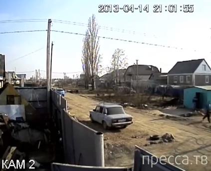 Беспредел семьи Миловановых... Воронеж, п. 1 Мая, ул. Берегового