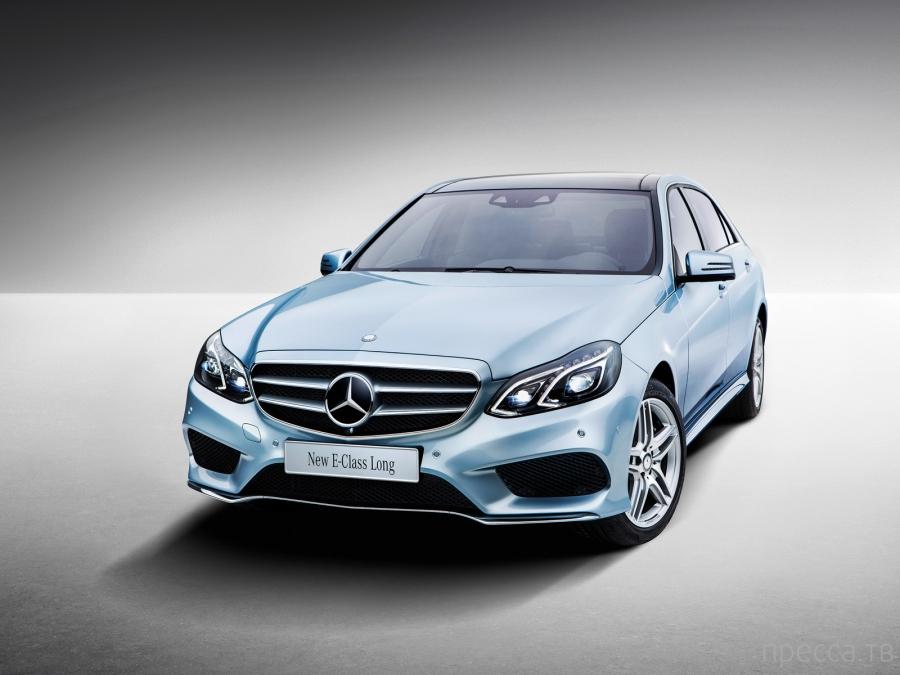 Mercedes-Benz E-класса по-китайски (5 фото)