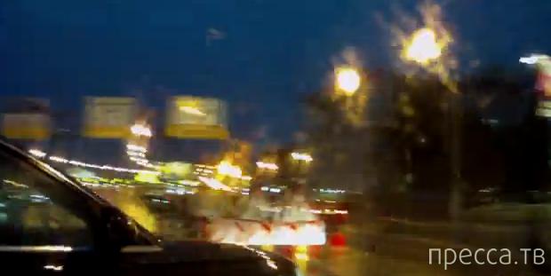 Ранова-то пацану за руль! ДТП на проспекте Мира, Москва