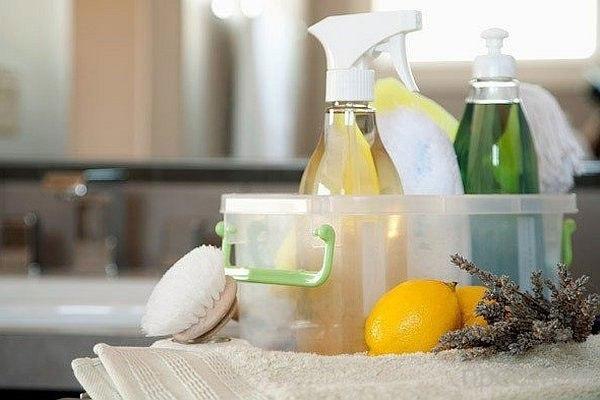 7 уникальных рецептов безопасных чистящих средств своими руками...