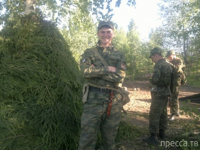 Убийцей семьи наркополицейского оказался Илья Комаров (2 фото)