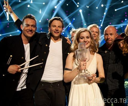 Итоги Евровидения 2013 со скандалом... (5 фото + 2 видео)