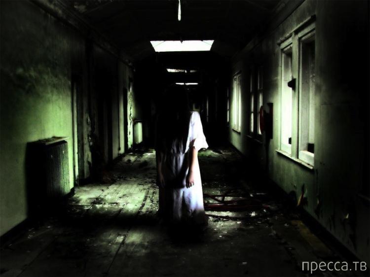 Самые знаменитые в мире призраки (14 фото)