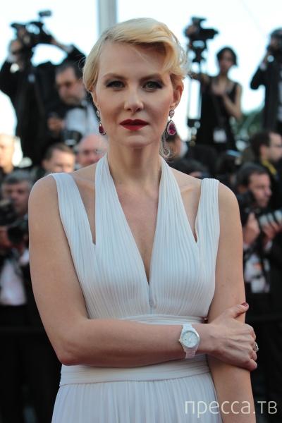 Рената Литвинова блеснула на Каннском кинофестивале (10 фото)